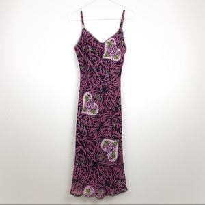 Betsy Johnson | Vintage Floral Dress